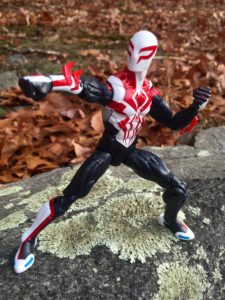 Spider-Man 2099 Marvel Legends 2017 Figure