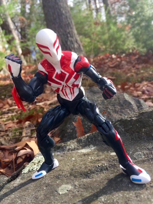 All-New Spider-Man 2099 Marvel Legends Action FigureAll-New Spider-Man 2099 Marvel Legends Action Figure