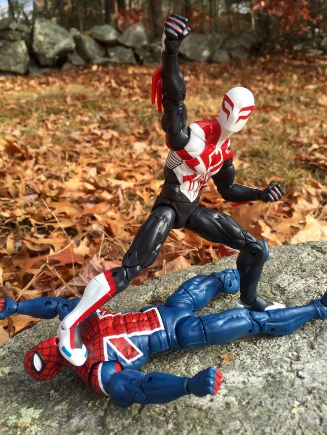 Spider-Man Legends 2017 Wave 1 Spider-Man 2099 6 Inch Figure