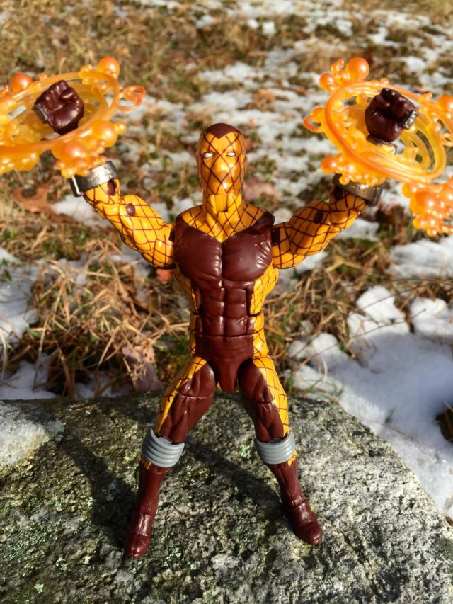 Marvel Legends Spider-Man 2017 Wave 1 Shocker Review