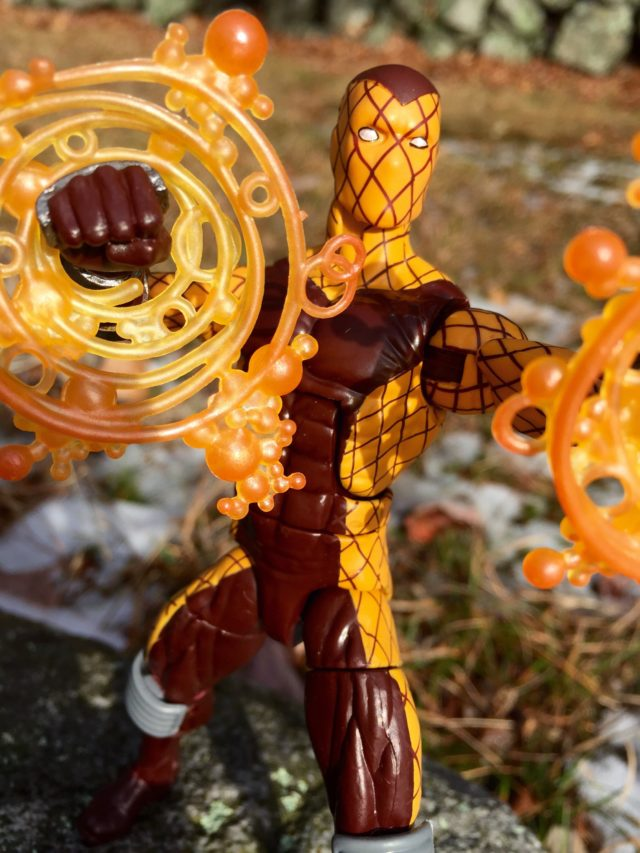 Marvel Legends Shocker Review