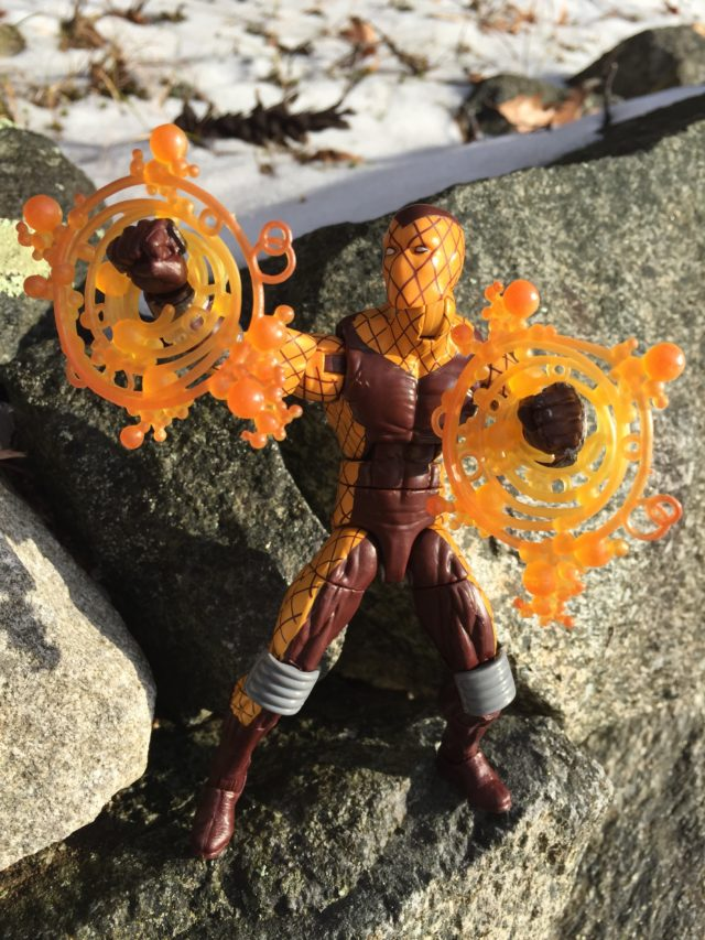 "Marvel Legends Marvel's Shocker 6"" Figure Effects"