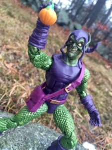 "Marvel Legends 2017 Green Goblin 6"" Figure Review"