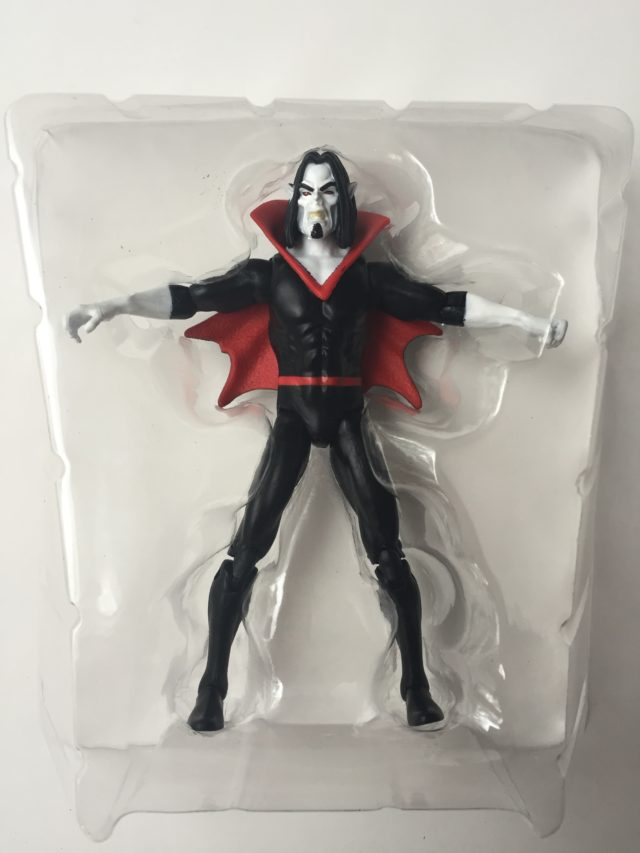 """Morbius Marvel Legends 4"""" Figure in Bubble Packaging"""