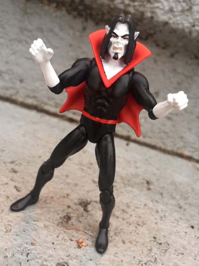 "Marvel Legends Morbius Review Marvel Universe 3.75"""