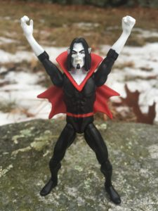"Marvel Legends Morbius 3.75"" Action Figure"