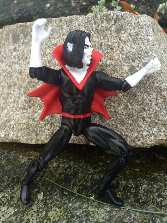"Hasbro Morbius Marvel Universe 3 3/4"" Figure Review"