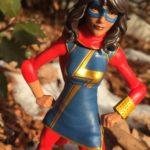 Marvel Legends Ms. Marvel Kamala Khan Figure Review 2017