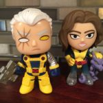 Funko X-Men Mystery Minis Case Layouts: Hot Topic! Gamestop!