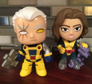 Funko Cable Kitty Pryde Mystery Mini X-Men Exclusives