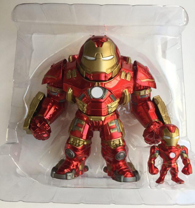 Hulkbuster Jada Metals Die-Cast Figure in Packaging