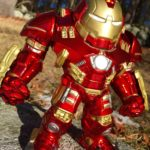 Jada Toys Metals Hulkbuster Iron Man Die-Cast Figure Review & Photos