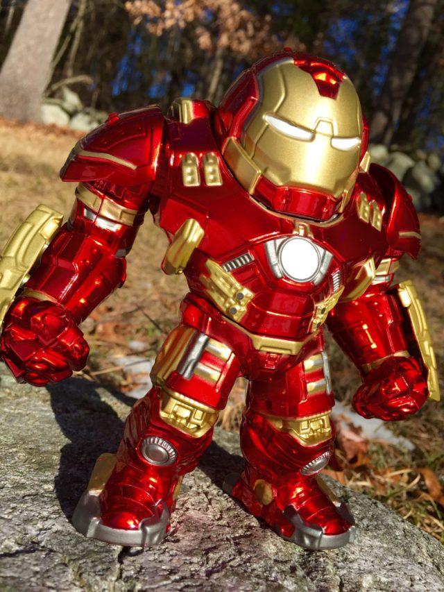 Review Jada Metals Hulkbuster Iron Man Figure