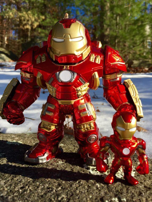 Jada Toys Metals Hulkbuster Iron Man Review