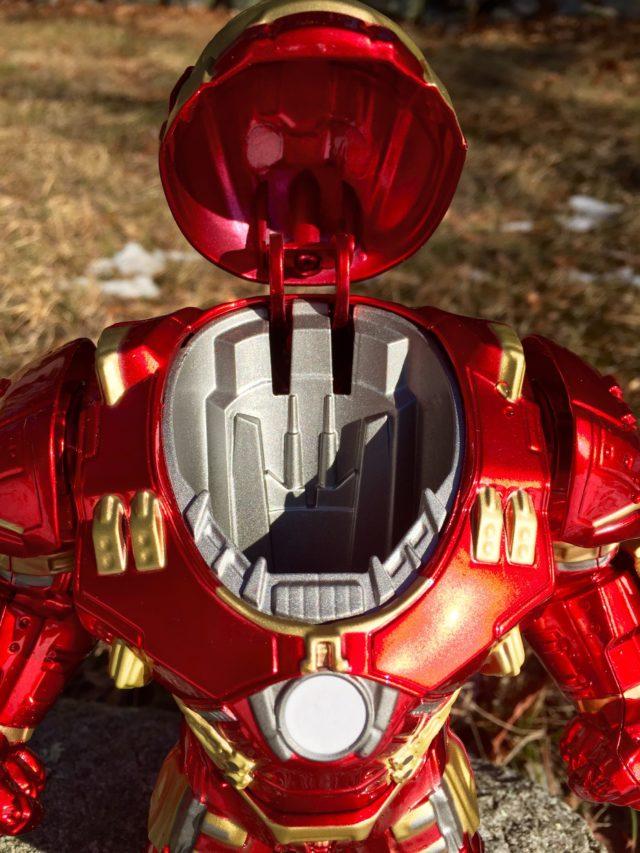 Metals Hulkbuster Iron Man with Helmet Open
