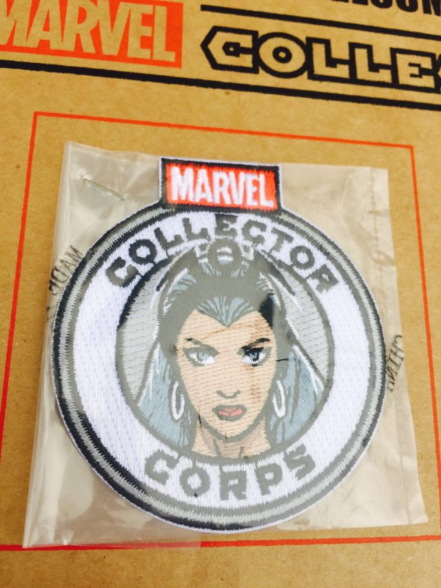 Funko Storm Patch Marvel Collector Corps