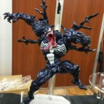 Kaiyodo Revoltech Venom Figure Revealed & Photos!