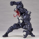 Venom Revoltech Figure Up for Order! Hi-Res Photos!
