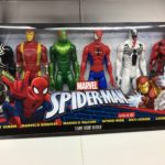 2017 Marvel Titan Hero Figures! Carnage! Loki! Drax! Shocker!