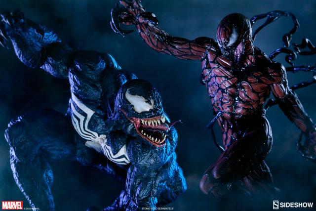 premium-format-venom-vs-carnage-sideshow-collectibles-statues