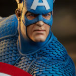 Sideshow Exclusive Avengers Captain America Statue Up for Order!