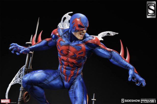 sideshow-exclusive-spider-man-2099-statue-miguel-o-hara-portrait
