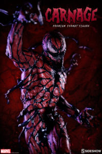 sideshow-premium-format-carnage-statue
