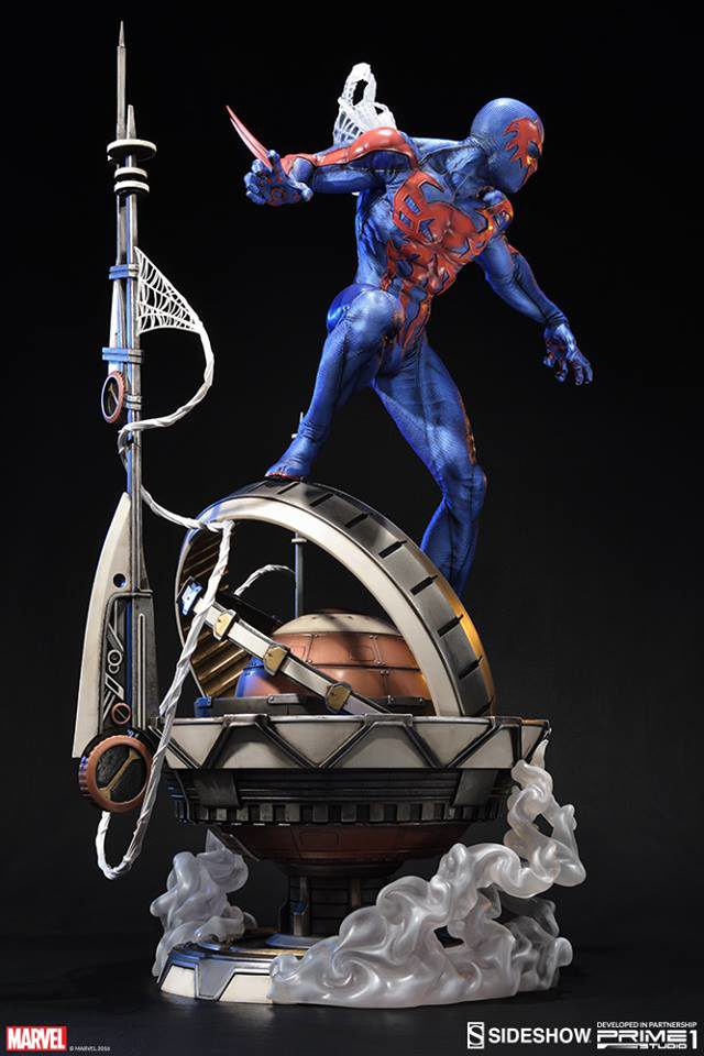 spider-man-2099-prime-1-studios-statue-side-view