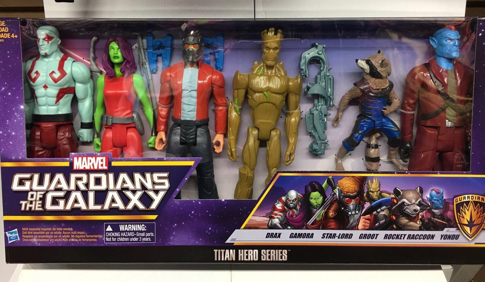 887370fb4371ae 2017 Marvel Titan Hero Figures! Carnage! Loki! Drax! Shocker ...