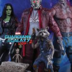 Hot Toys Guardians of the Galaxy Vol. 2 Figures Revealed!