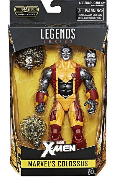 2017 Marvel Legends X-Men Colossus Figure Packaged