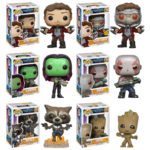 Funko Guardians of the Galaxy 2 POP Vinyls Revealed! Mantis!