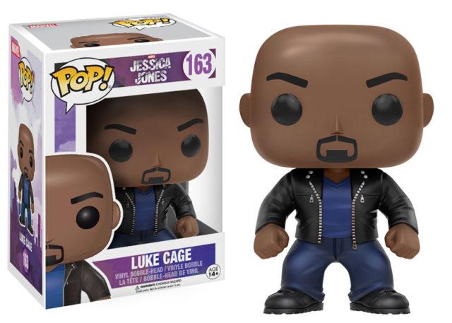 Funko Netflix Luke Cage POP Vinyl Figure