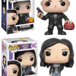 2017 Funko Jessica Jones & Daredevil POP Vinyls! Elektra!