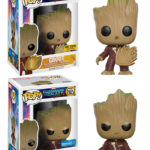 Funko POP Vinyls Guardians of the Galaxy Vol. 2 Exclusives!