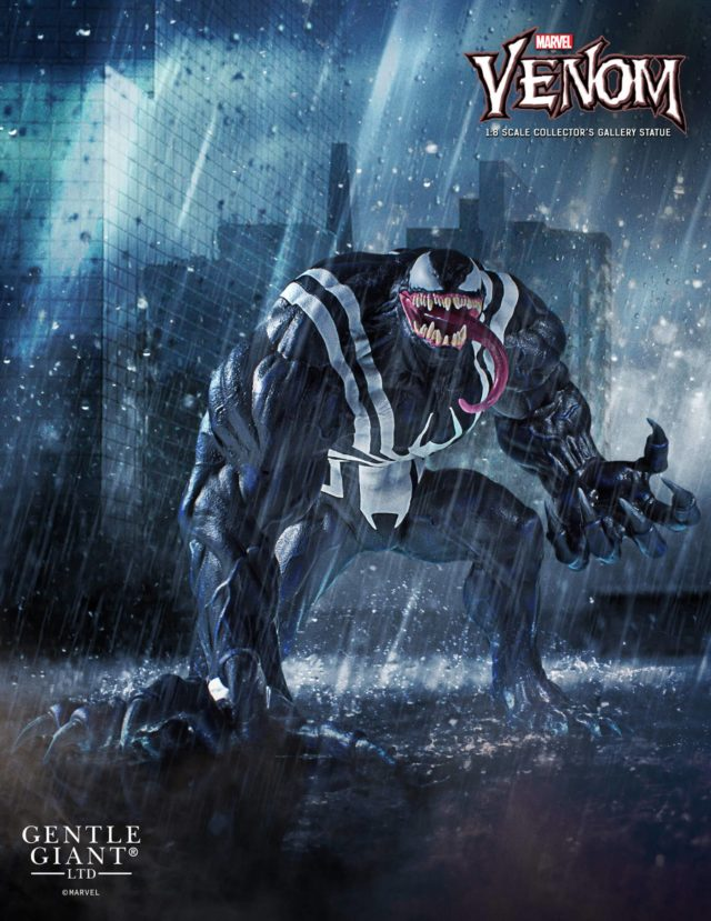 Gentle Giant Venom Statue