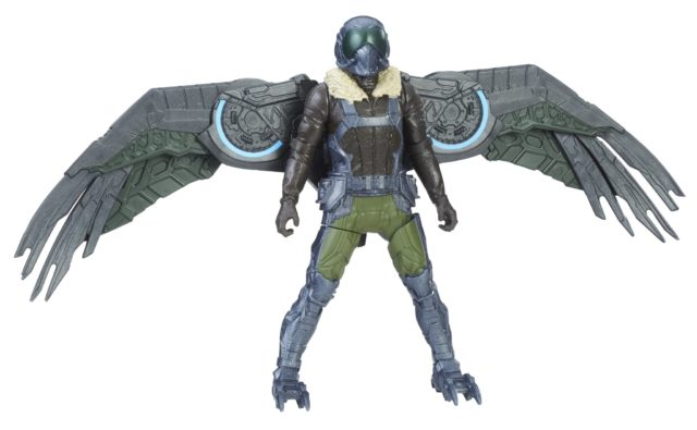 Hasbro 6 Inch Vulture Spider-Man Homecoming Feature Figure