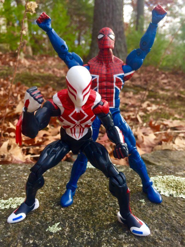 Marvel Legends Multiverse Spider-Man Figures 2099 Spider-UK