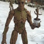 Marvel Legends Groot Evolution Figure Review & Photos