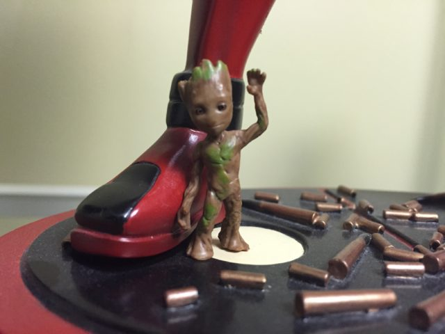 Hasbro Marvel Legends Guardians of the Galaxy 2 Groot Figure