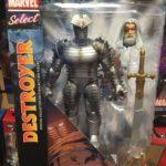 Marvel Select Destroyer Odin Figure Released & Photos!