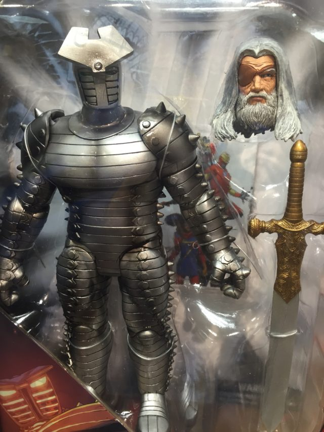 Diamond Select Toys Destroyer Odin Figure in Package
