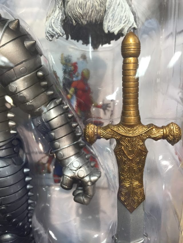 Marvel Select Odinsword Close-Up