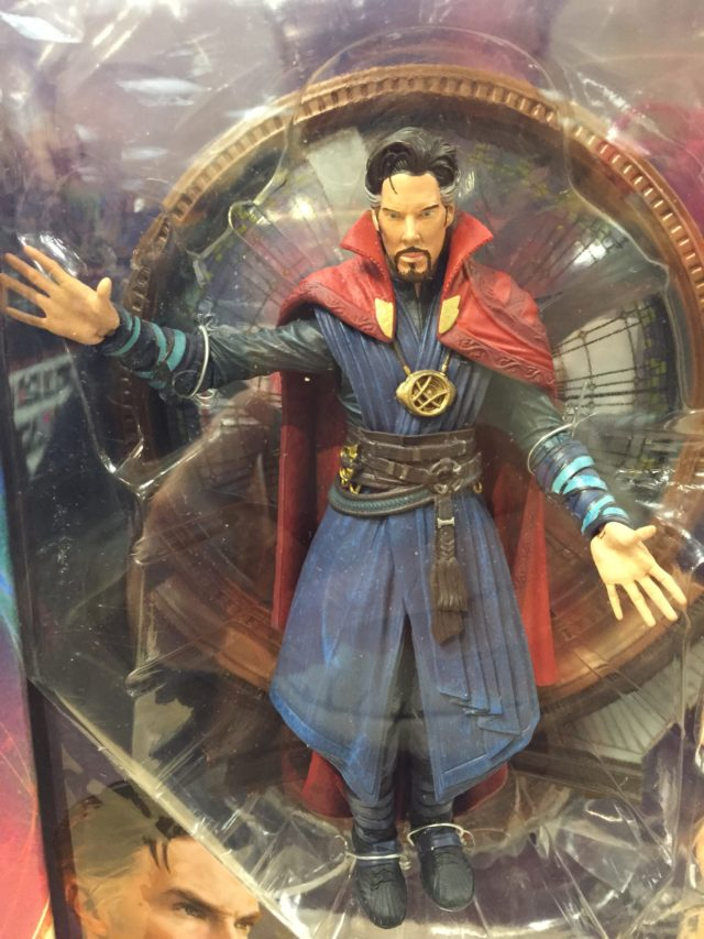 "Diamond Select Toys Doctor Strange Marvel Select Movie 7"" Figure in Box"