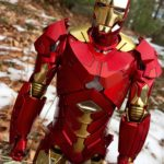 Hot Toys Sneaky Iron Man Retro Armor Review & Photos MMS 396
