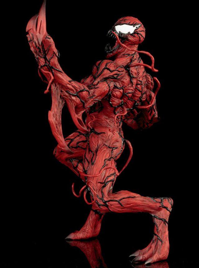 Kotobkuiya Carnage ARTFX+ Statue Photos Pre-Order