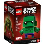 2017 LEGO Marvel Brick Headz Figures Sets Revealed & Photos!