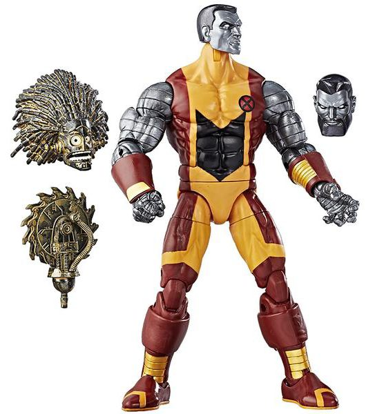 Marvel Legends 2017 Colossus Figure