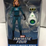 Marvel Legends Invisible Woman Figure 2017 Packaged Photo!