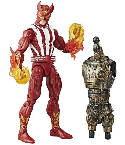 Marvel Legends X-Men 2017 Sunfire Action Figure Warlock Series